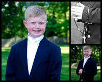 Ryan Connor First Holy Communion