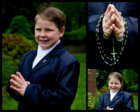 Colin Donohue First Holy Communion
