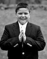 Matt Donohue First Holy Communion