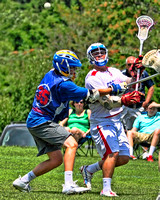 EVO Lacrosse Tourney at Tri State Downingtown 2013