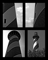 Cape Hatteras Lighthouse Collage